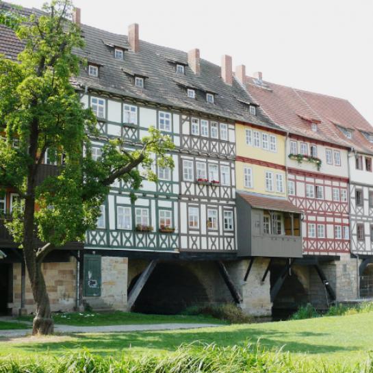 Villa am Park Krämerbrücke