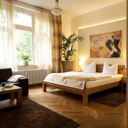 Villa am Park Zimmer3