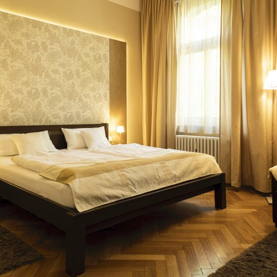 Villa am Park Zimmer 2