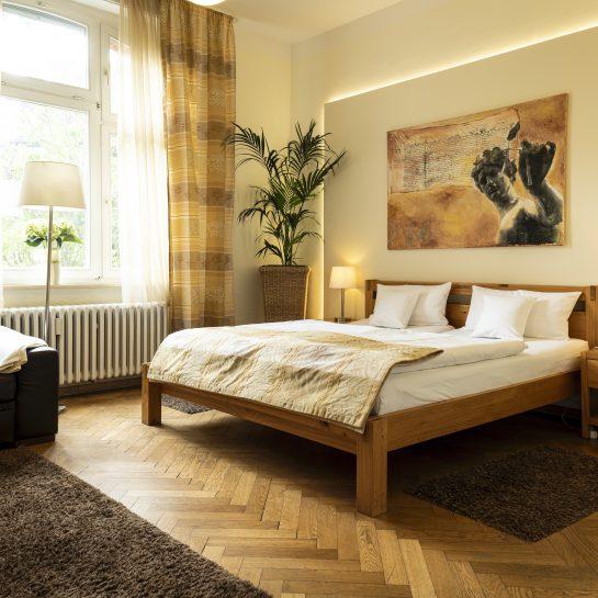 Villa am Park Zimmer 3